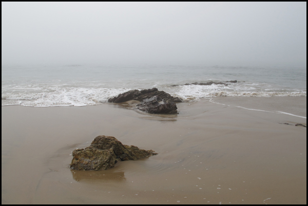 Crystal Cove Overcast