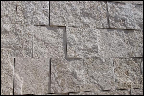 Getty Museum Stonework