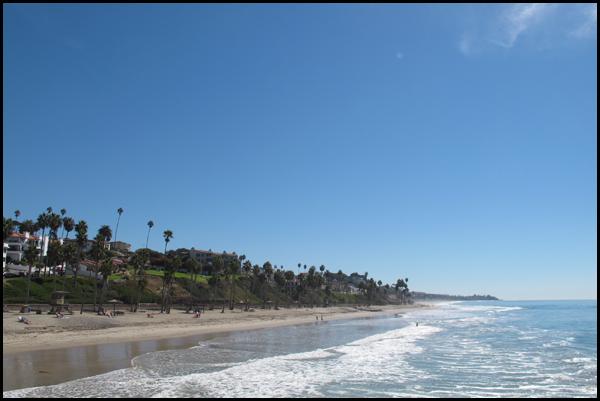 San Clemente Coast