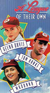 Cover of 'League Of Their Own' movie