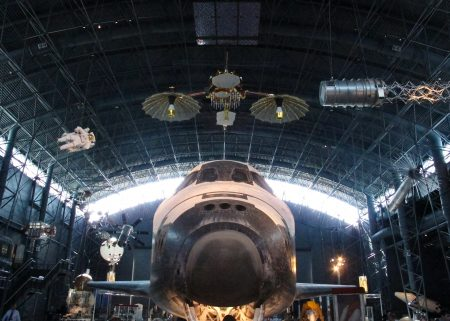 Featured image for Steven F. Udvar-Hazy Center – Washington DC
